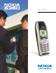 Nokia 6360 User Manual