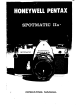 Honeywell Iia User Manual