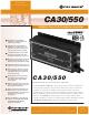 Pico Macom CA30/550 Specifications