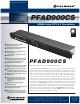 Pico Macom PFAD900CS Specifications