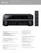 Pioneer VSX-818V Specifications
