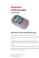Raymarine S1000 User Manual