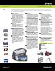 Sony Handycam DCR-DVD610 Specifications