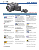 Sony Handycam DCR-HC1000 Specifications