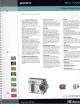 Sony Mavica MVC-FD200 Brochure
