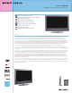 Sony BRAVIA KDL-32S2000 Specifications