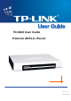 TP Link TD-8840 User Manual