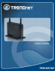 TRENDnet TEW-637AP User Manual