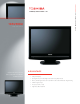 Toshiba 19AV500U Specifications