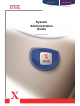 Xerox CopyCentre C118 System Administration Manual