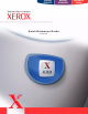 Xerox CopyCentre C35 Quick Reference Manual