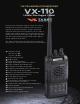 Yaesu VX-110 Specifications