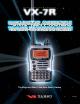Yaesu VX-7R Specifications