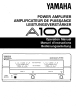 Yamaha A100 Operation Manual