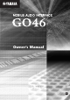 Yamaha GO46 Owner's Manual