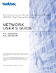 Brother HL-3040CN Network User's Manual