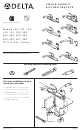 Delta 102 Series Installation Instructions Manual