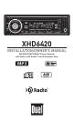 xhd6420_1_thumb dual xhd6420 installation & owner's manual pdf download dual xhd6420 wiring diagram at gsmportal.co