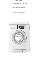 Electrolux LAVALOGIC 1620 User Information