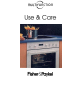 Fisher & Paykel Essence NULL Use & Care Manual