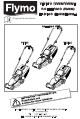 Flymo FLYMO EM032 Original Instructions Manual