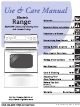 Frigidaire ES200/300 Use And Care Manual