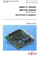 Fujitsu MB88121 SERIES User Manual