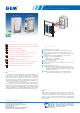 Gianni Industries GEM DK-100 Brochure