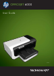 HP OFFICEJET E609 User Manual