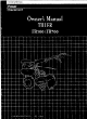 Honda FR500 Owner's Manual