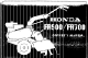 Honda FR700 Owner's Manual