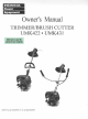 Honda UMK422 Owner's Manual