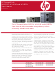 HP StorageWorks MSL2024 Product Brief