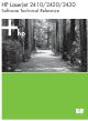 HP 2410 User Manual