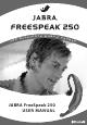 Jabra FreeSpeak 250 User Manual