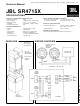 jbl sr4715x wiring diagram pdf download
