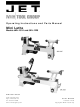Jet Jml 1014 Owner S Manual Pdf Download