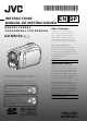 JVC Everio GZ-MS130 Instructions Manual