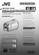 JVC Everio GZ-MS130 Instruction Manual