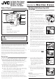 JVC GR-DVM50 User Manual