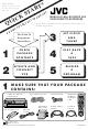 JVC IYV*ID*VP Quick Start Manual