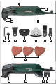 Parkside pmfw 280 a1 manual 5 operation and safety notes for Utensile multifunzione parkside