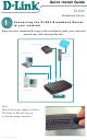 D-link DI-804 Quick Install Manual