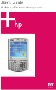 HP iPAQ hw6510 User Manual