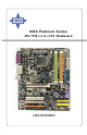 MSI 955X Platinum Series User Manual
