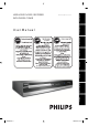 Philips DVDR3575H User Manual