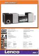 LENCO MDV-3 Brochure