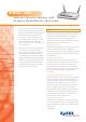 ZyXEL Communications ZYWALL 2WE Brochure