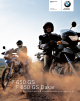 BMW F 650 GS Brochure