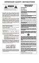 инструкция на русском Lexicon Mx400 - фото 7